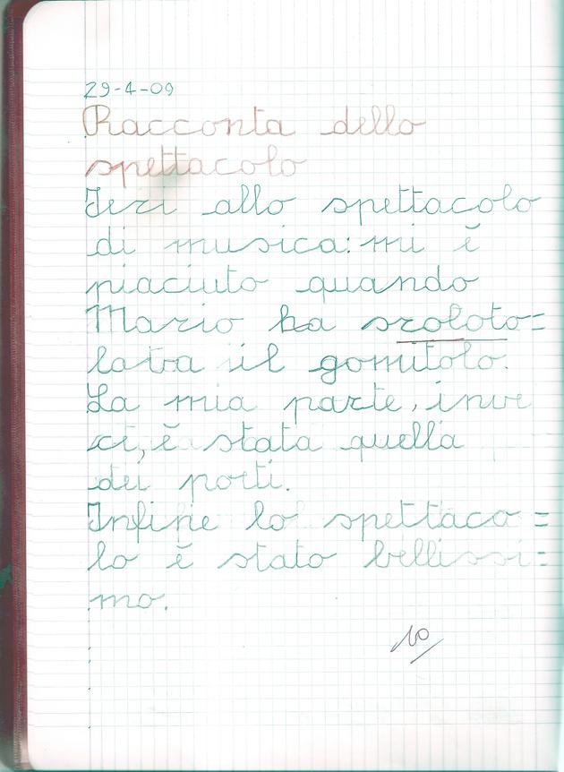 Archivio scuola primaria for Maestra mary natale poesie